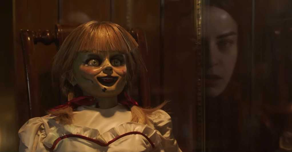 """""""Annabelle comes home""""."""