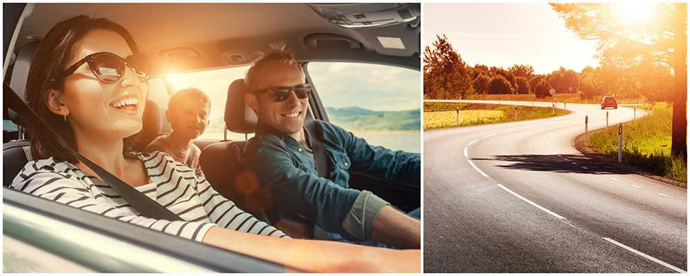 Hyra bil utomlands – bästa tipsen att tänka på