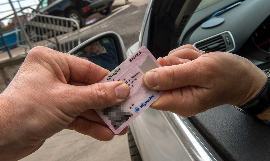 Totalt 1 274 personer fick i Uppsala län sitt körkort indraget under 2019.