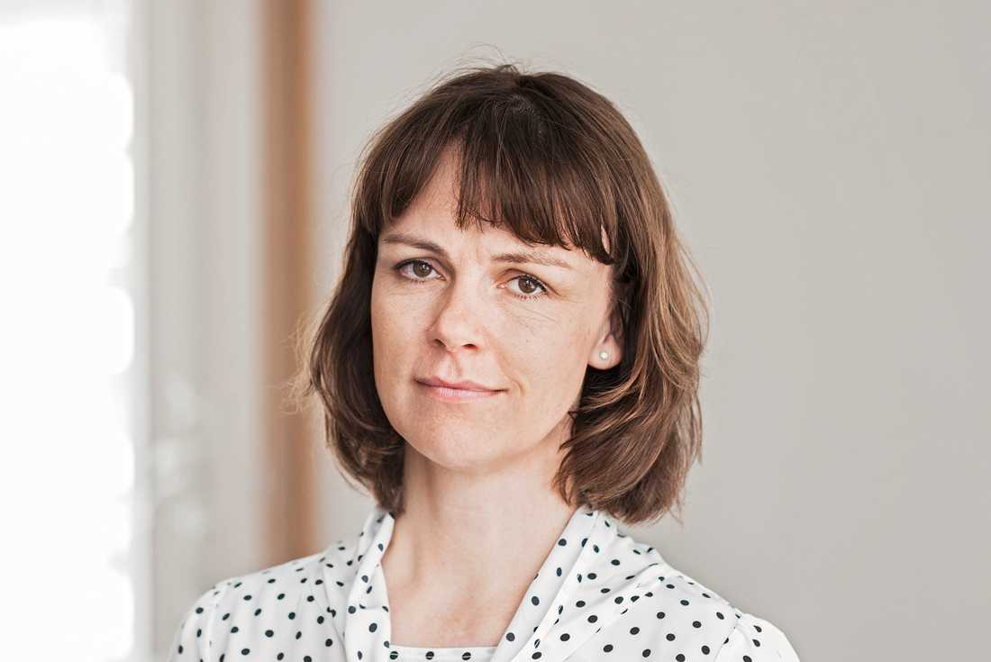 Maria Graner, generaldirektör Folkbildningsrådet