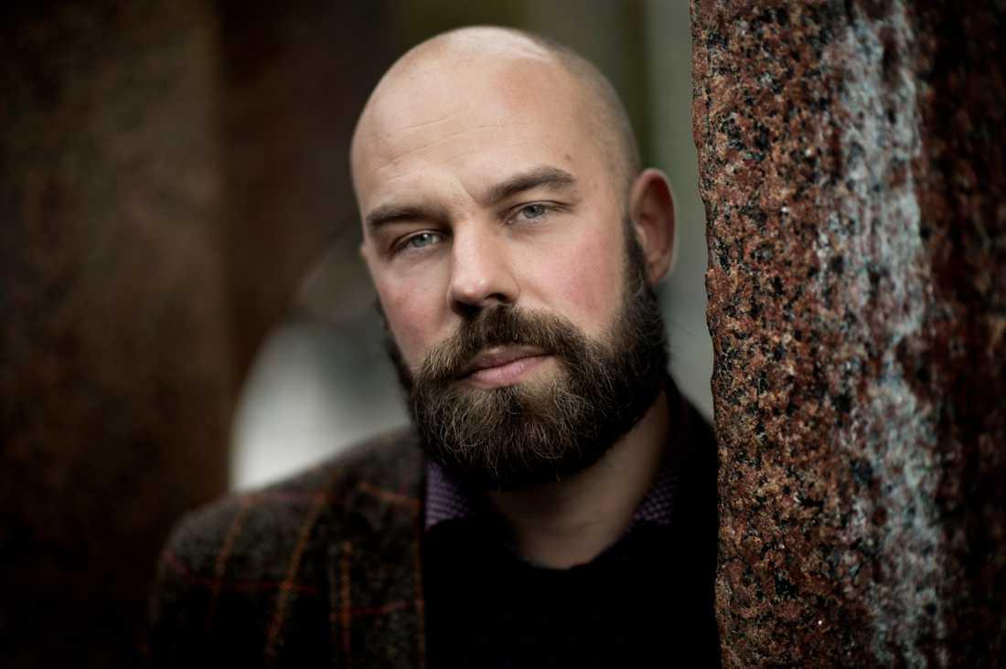 Daniel Suhonen, chef för tankesmedjan Katalys.