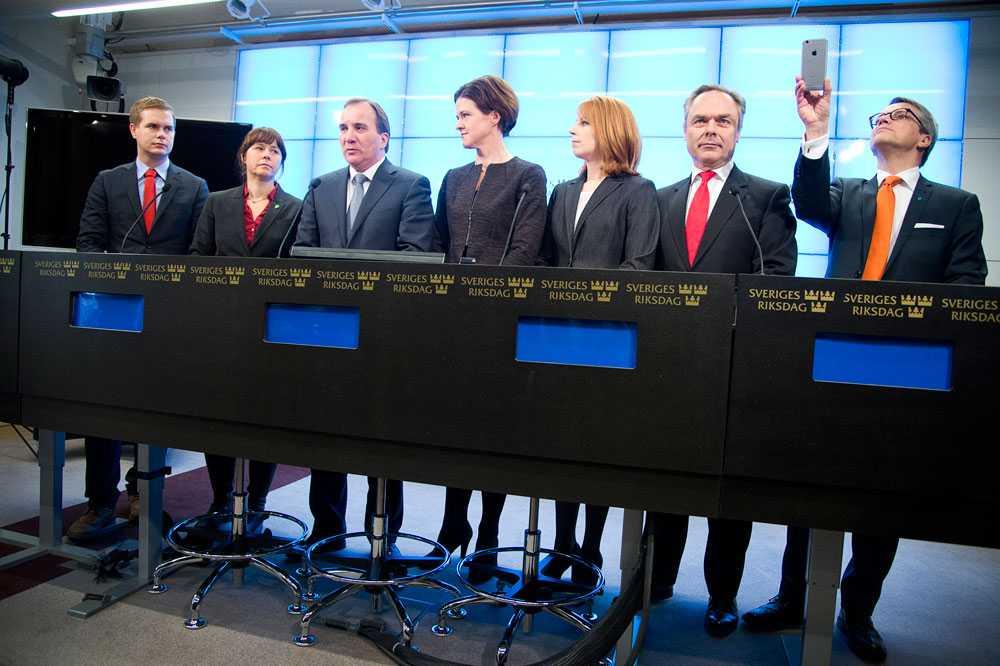 27 december annonserades decemberöverenskommelsen.