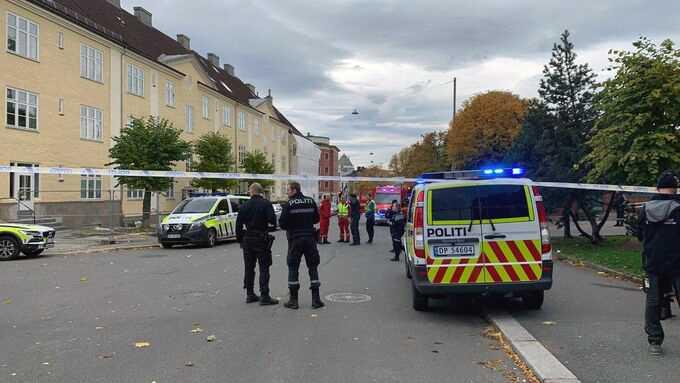 Flera personer ska ha blivit påkörda i Oslo.