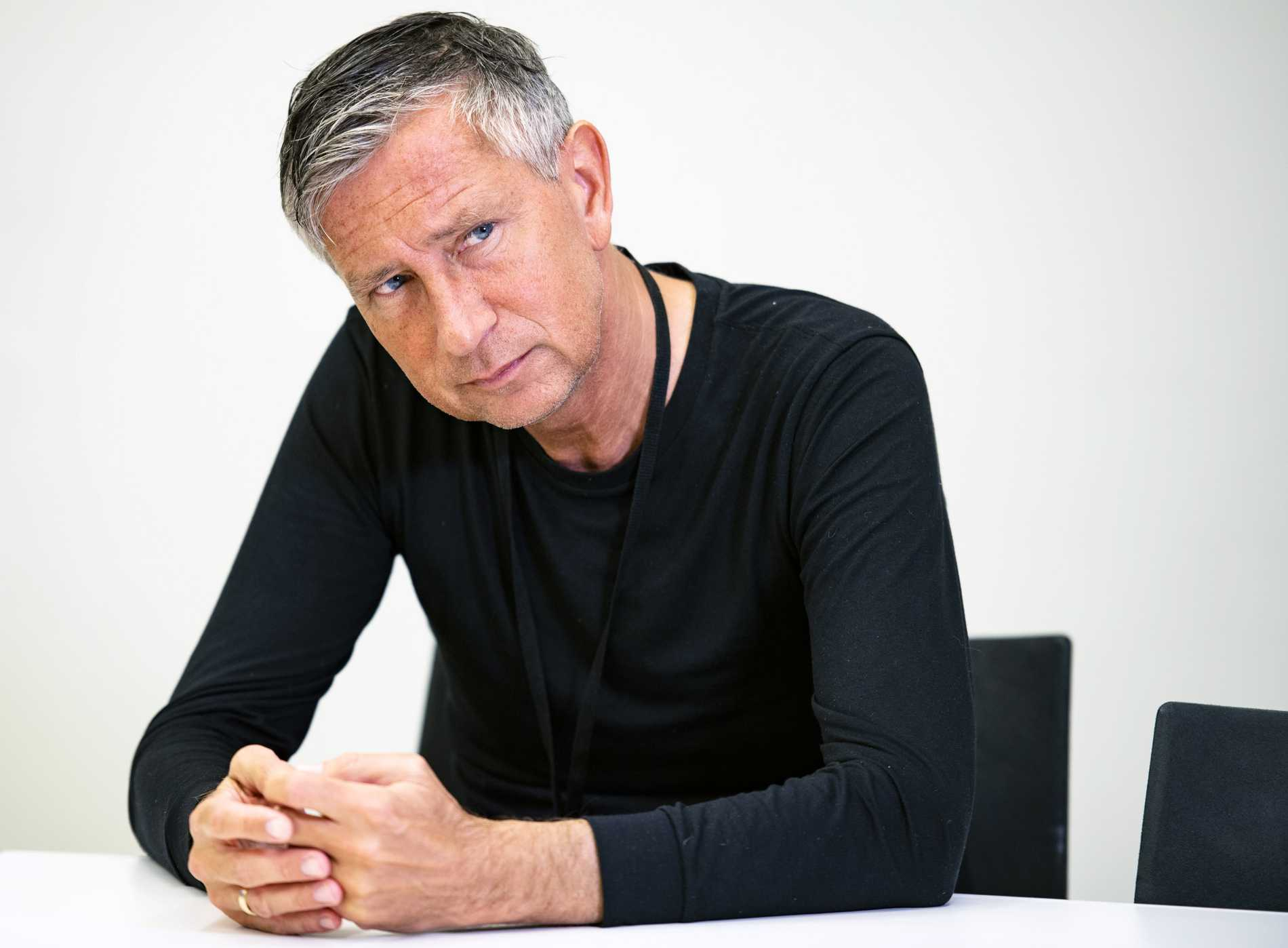 Sveriges vaccinsamordnare Richard Bergström