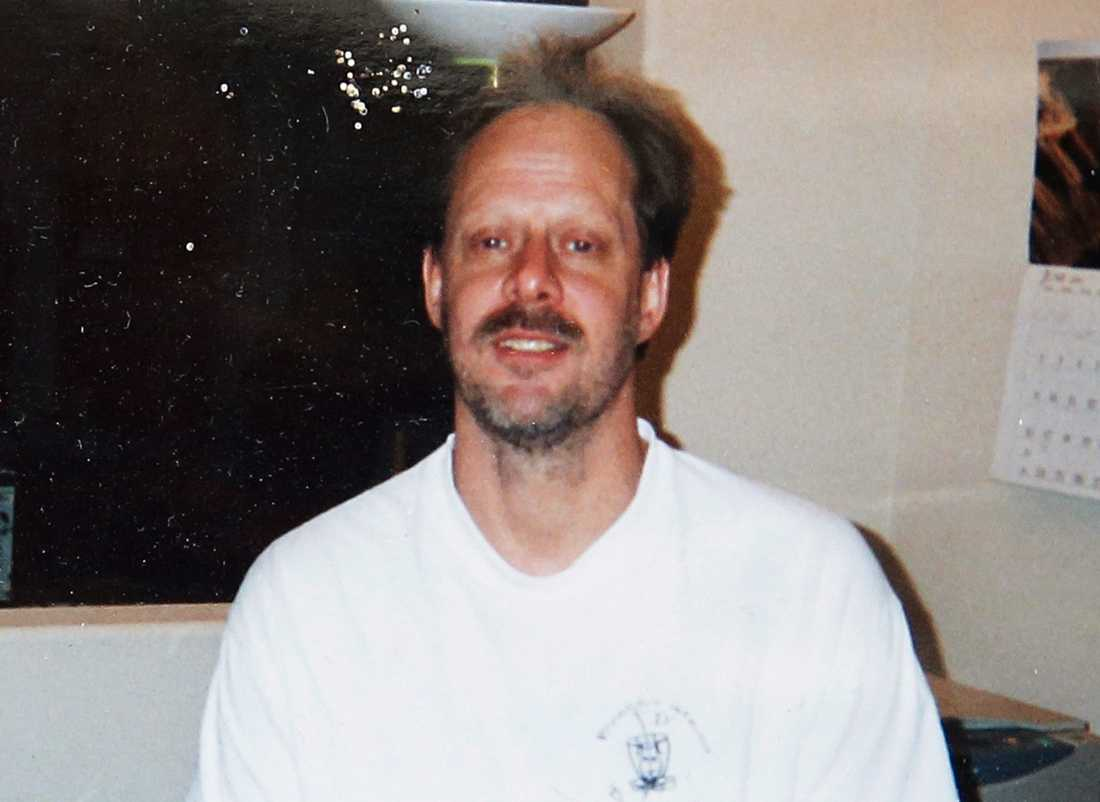 Stephen Paddock.