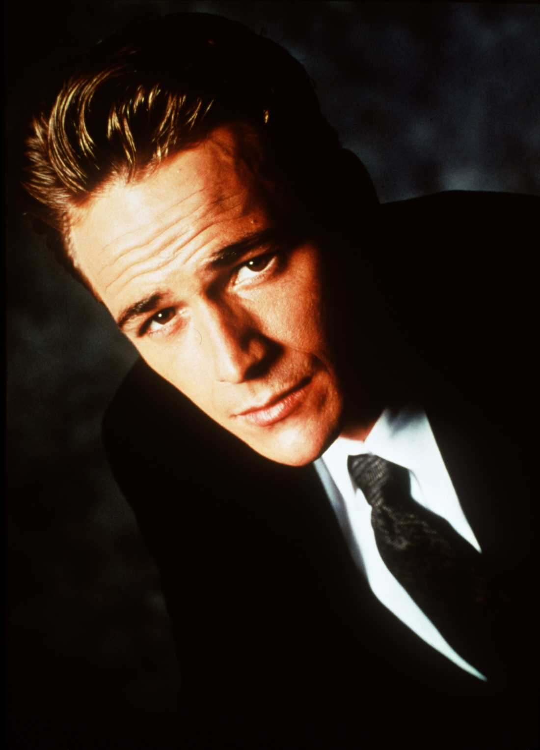 Luke Perry som Dylan McKay i Beverly Hills.