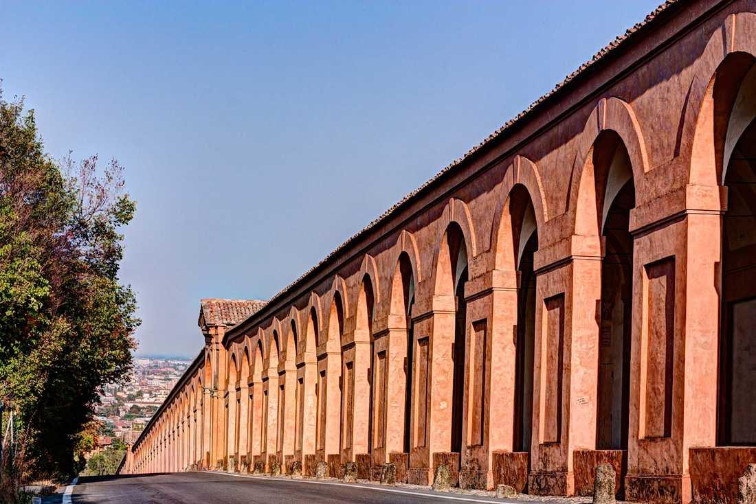 Portico di San Luca.