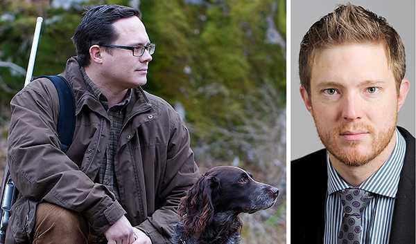 Jägareförbundets Anders Grahn bjöd SD:s Josef Fransson på whiskykrog efter att Fransson lämnat in en motion om jaktfrågor.