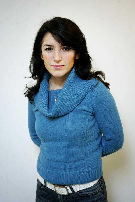 Amineh Kakabaveh.