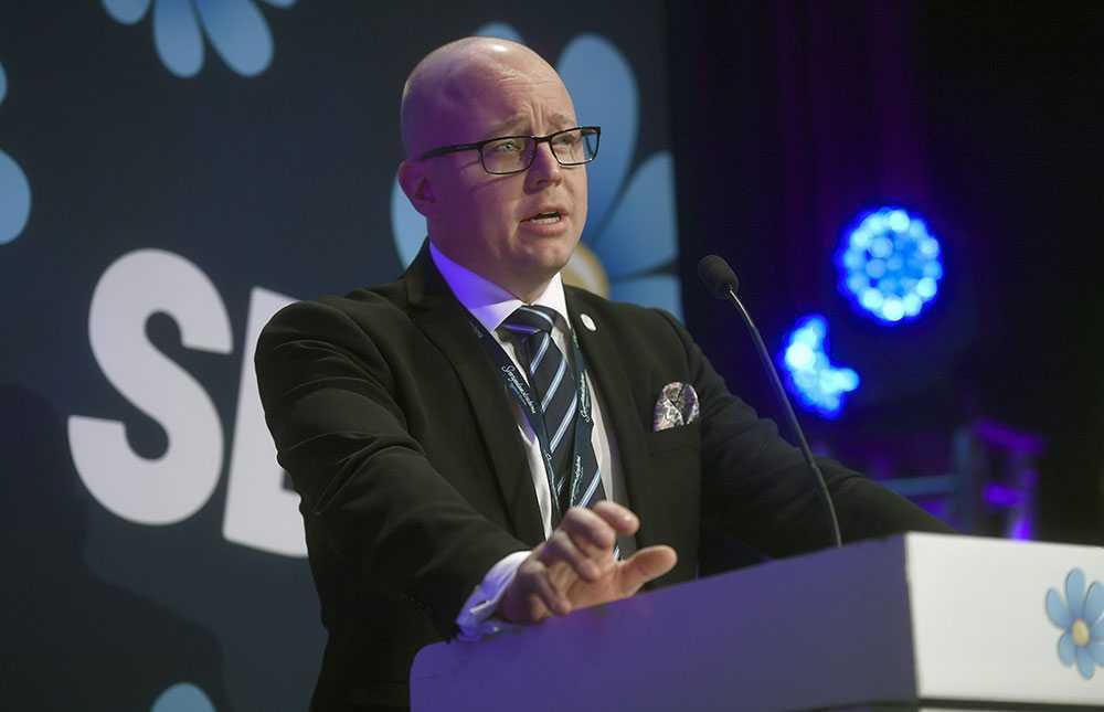 Björn Söder, riksdagsledamot SD.