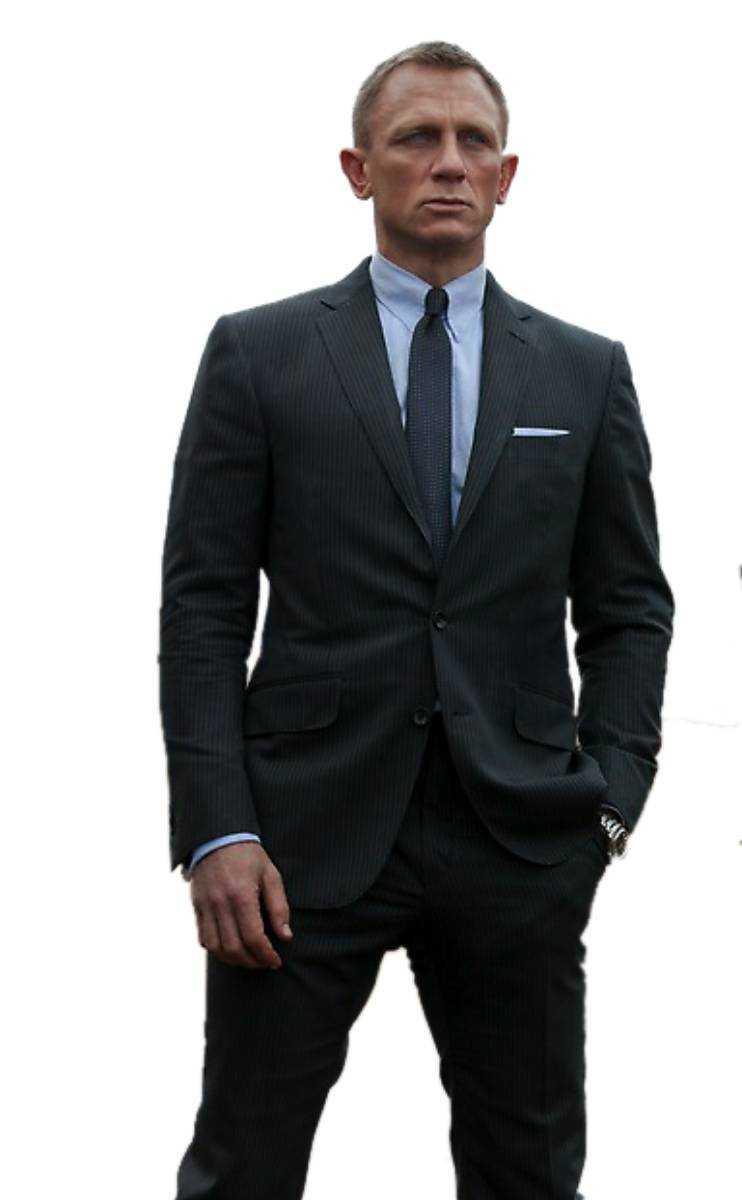 Agent 007.