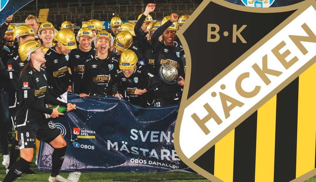 Häcken har tackat ja till att ta över Göteborg FC.