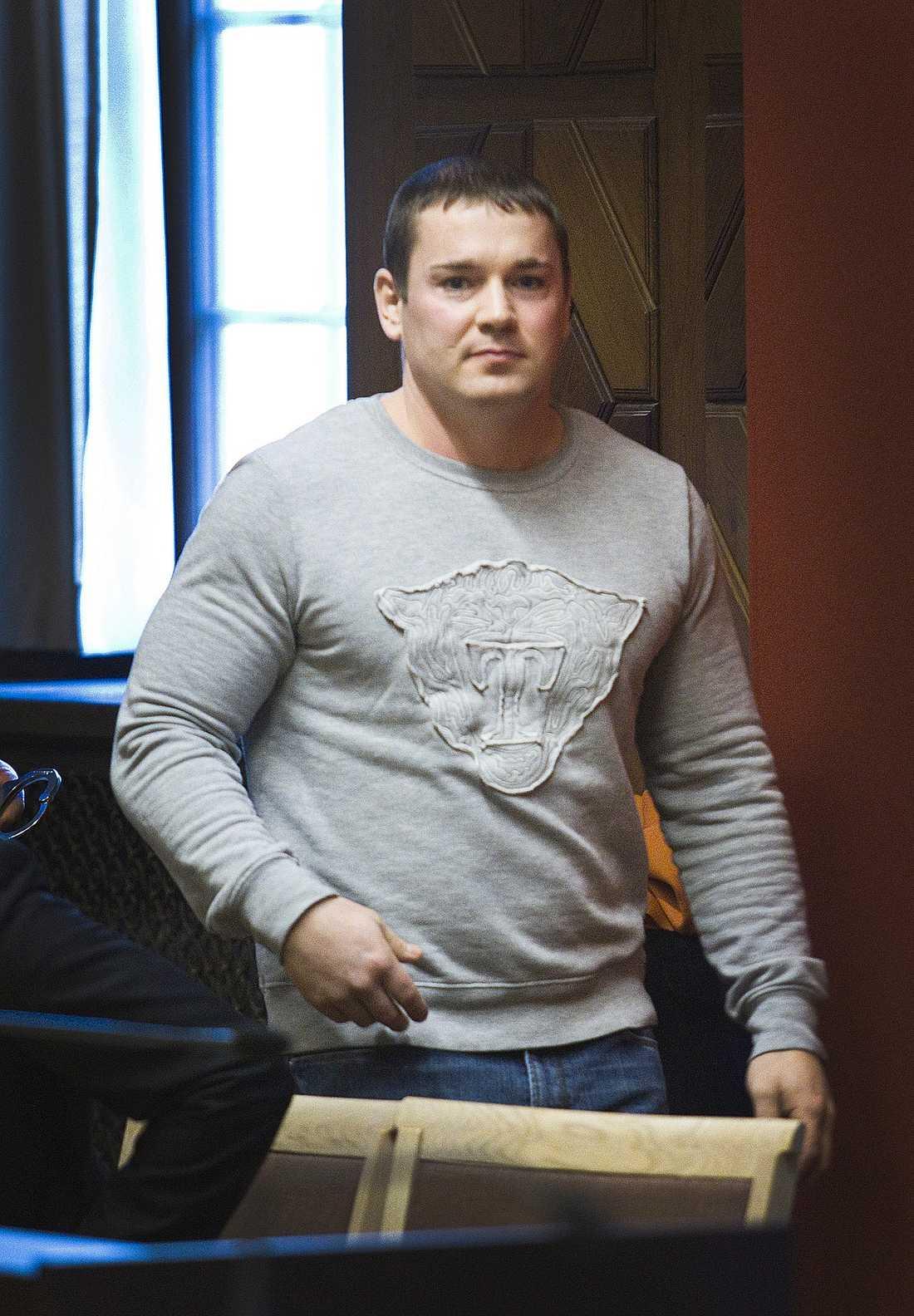 RIKSDAGEN VAR MÅLET  Anders Hagström tillhörde tidigare en nazistisk terrorgrupp som planerade ett angrepp mot Sveriges riksdag.