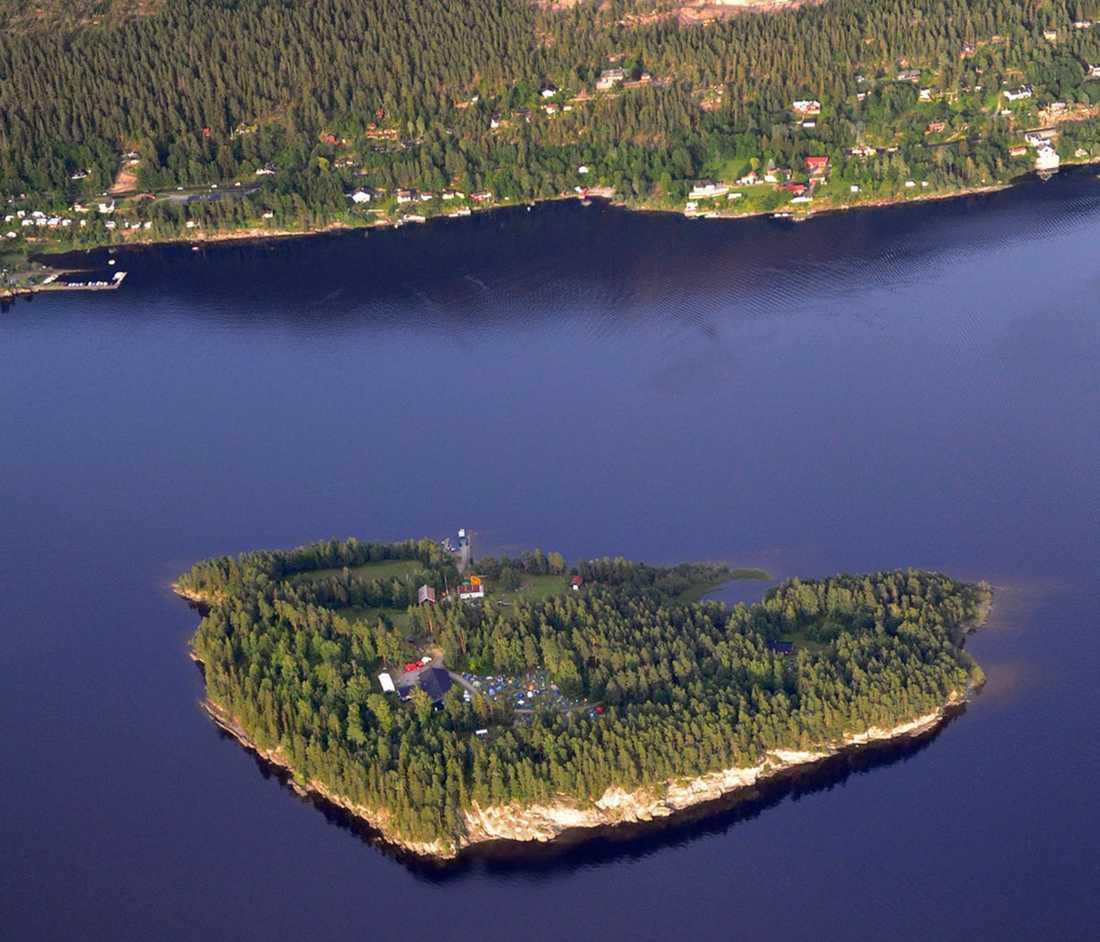 Utøya är en i Tyrifjorden utanför Oslo och ägs av AUF, Norges motsvarighet till SSU.
