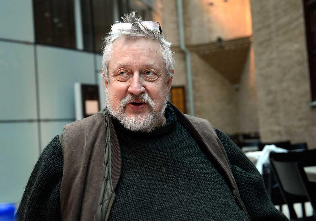 Leif GW Persson.