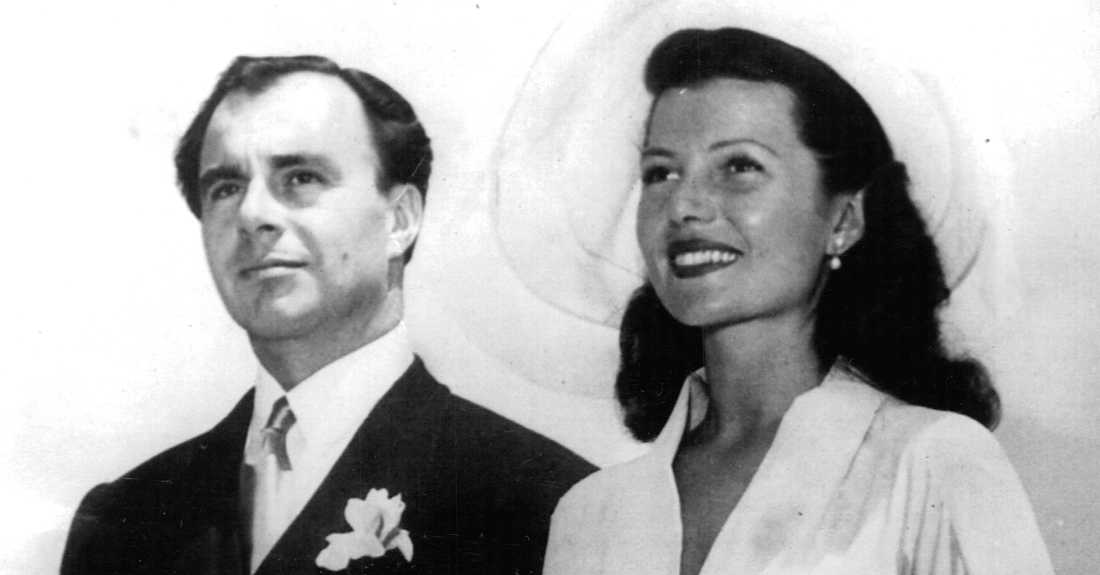 Aly Khan och Rita Hayworth.