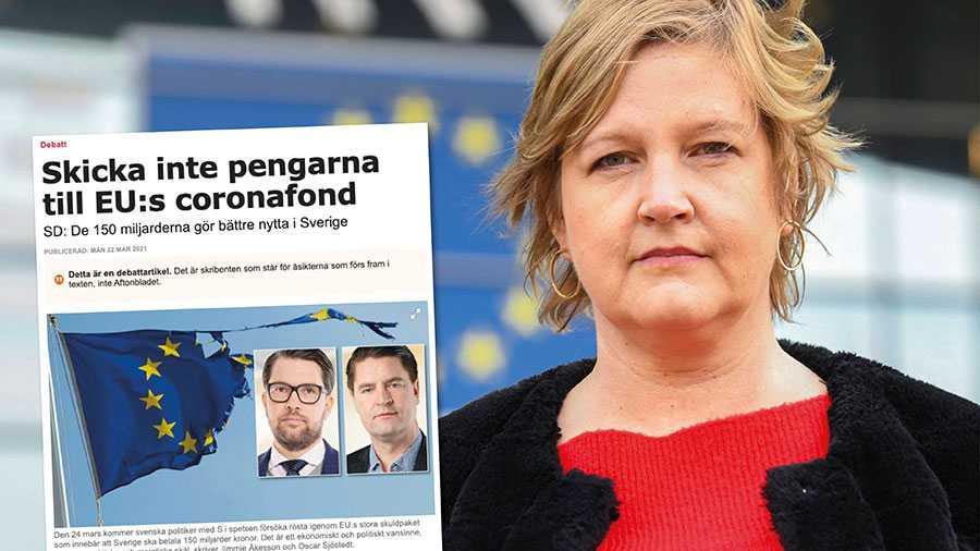 Tusentals svenskar arbetar i företag som är beroende av att kunna exportera till Europa. Går det bra för EU går det bra för Sverige. Därför ska vi samarbeta mer i Europa, skriver Karin Karlsbro.