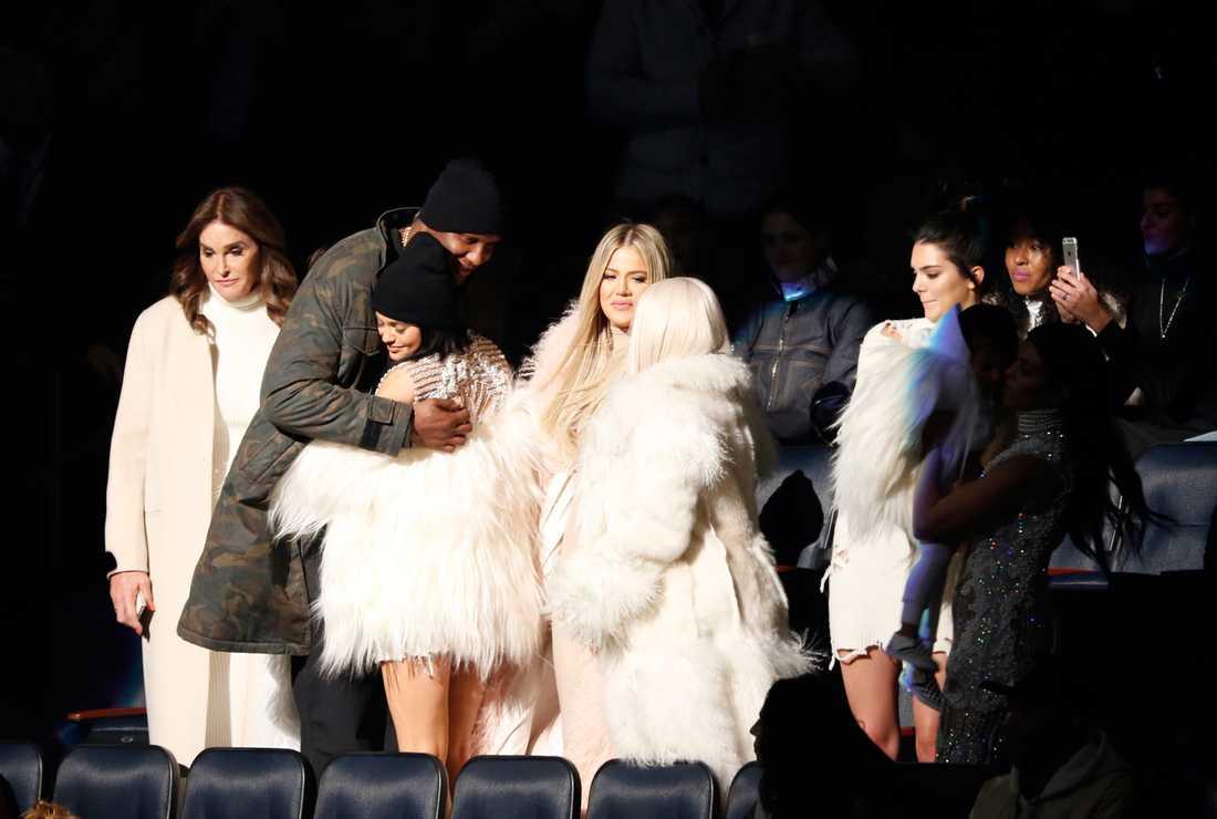 LAmar och klanen Kardashian.