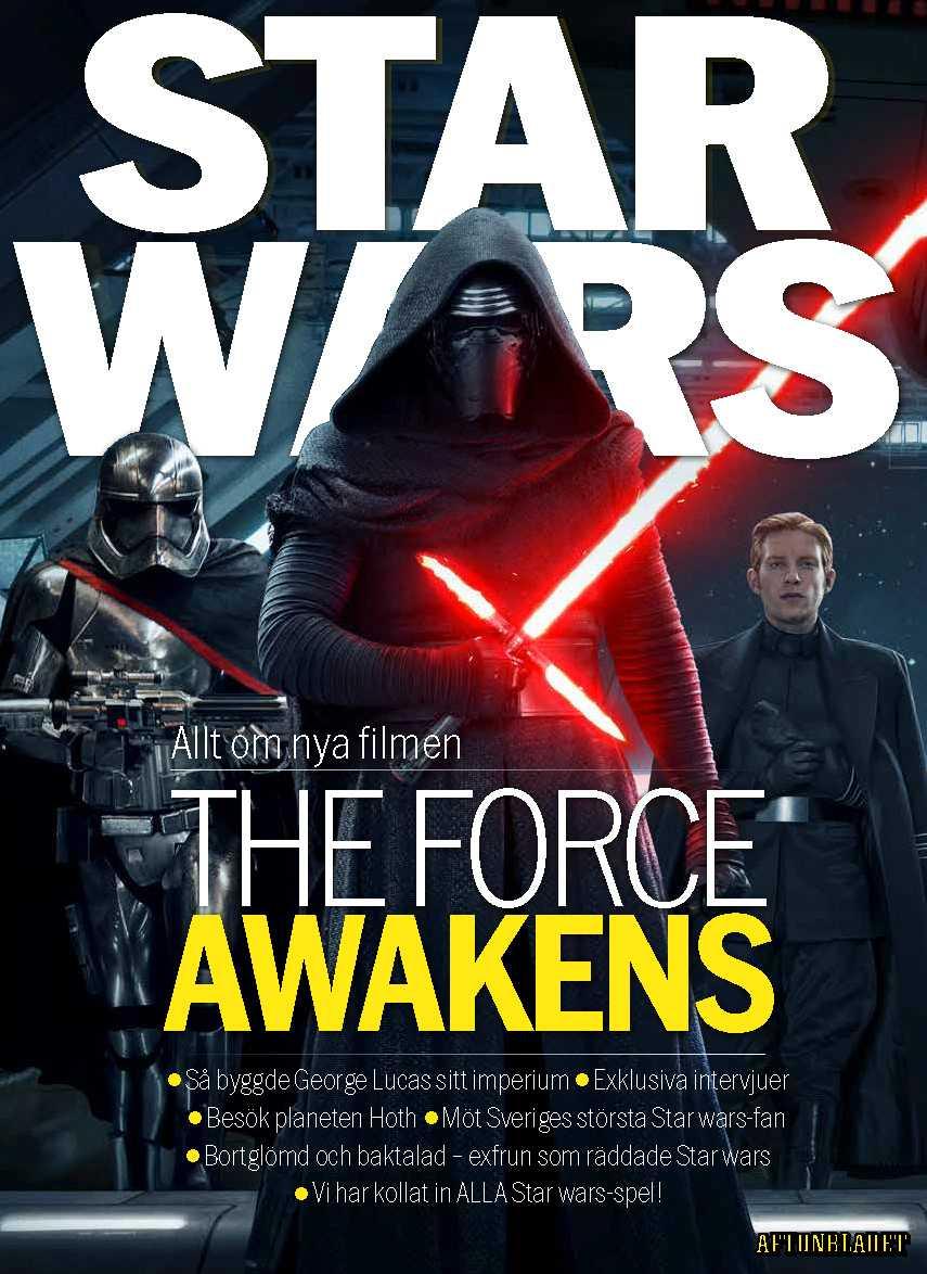 Missa inte vår mäktiga Star wars-bibel!