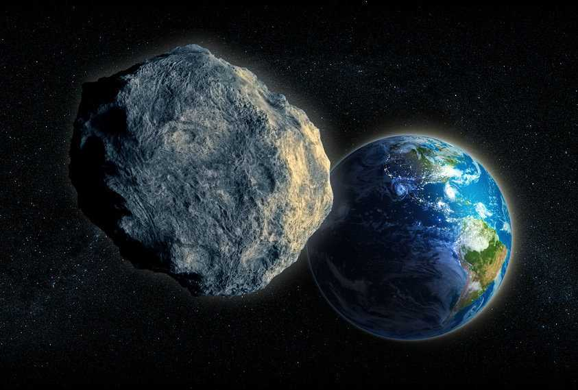 Hotet från rymden? Det är osannolikt, men vi bör ändå ha beredskap, enligt experterna. Arkivbild.