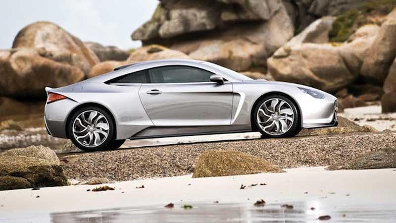 Exagon Furtive e GT – elbilen som gör 0 till 100 på 3,6 sekunder och batterierna räcker för att köra 280 km i 90 km/t.