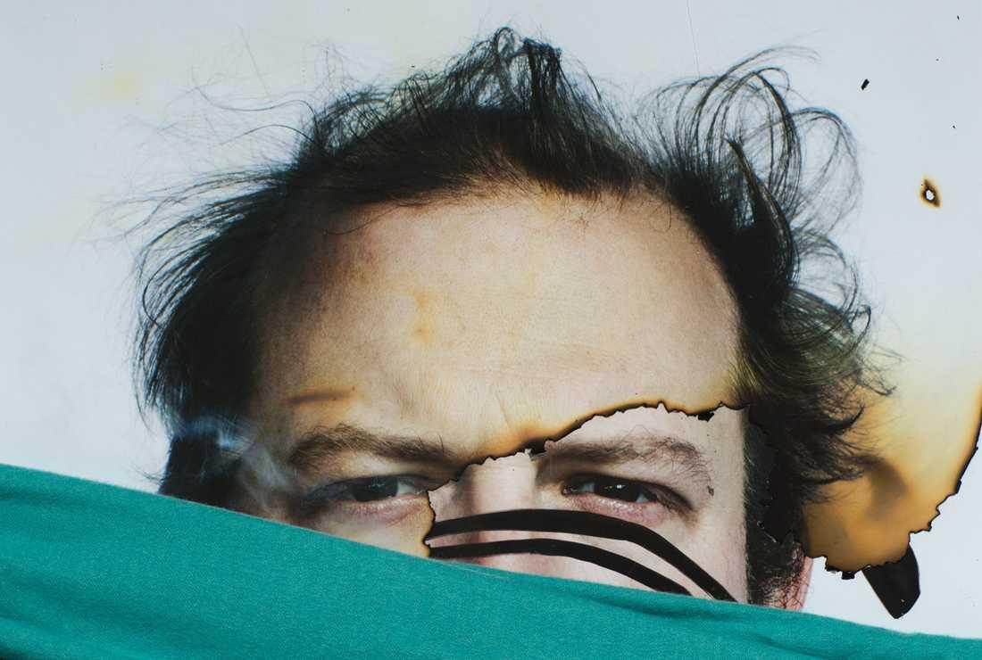 Fångad av Bon Iver  Justin Vernon gräver i sitt innersta på kommande albumet. Foto: Cameron Wittig & Crystal Quinn