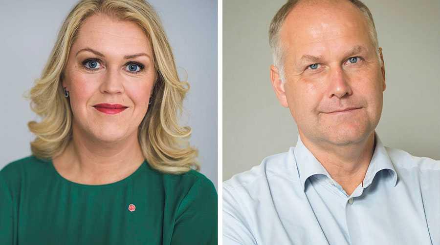 Vänstern och arbetarrörelsens kvinnorättsorganisationer stod på barrikaderna vid förra seklets början. Vi kan inte vara sämre nu, skriver Lena Hallengren och Jonas Sjöstedt.