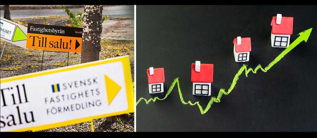 2020 har varit ett rekordår på den svenska bostadsmarknaden. Effekterna av coronapandemin är en av orsakerna till den stora efterfrågan på nya bostäder.