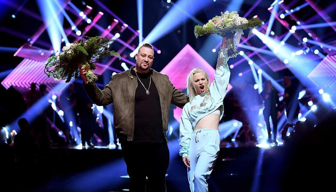 Nano och Ace Wilder gick vidare i första deltävlingen i Göteborg.