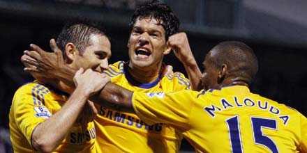 säkra vinnare i kväll enligt oddsen Cluj stod för en superskräll i förra omgången av Champions League. I kväll blir dock för svårt för rumänerna mot Ballack & Co i Chelsea.