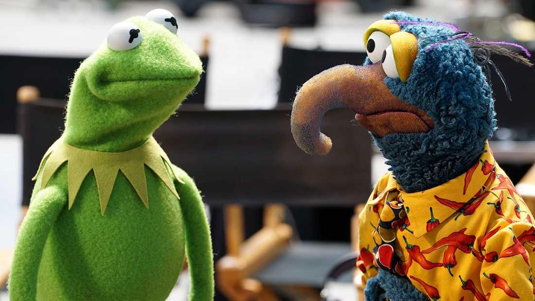 Kermit har haft samma röst i 27 år.