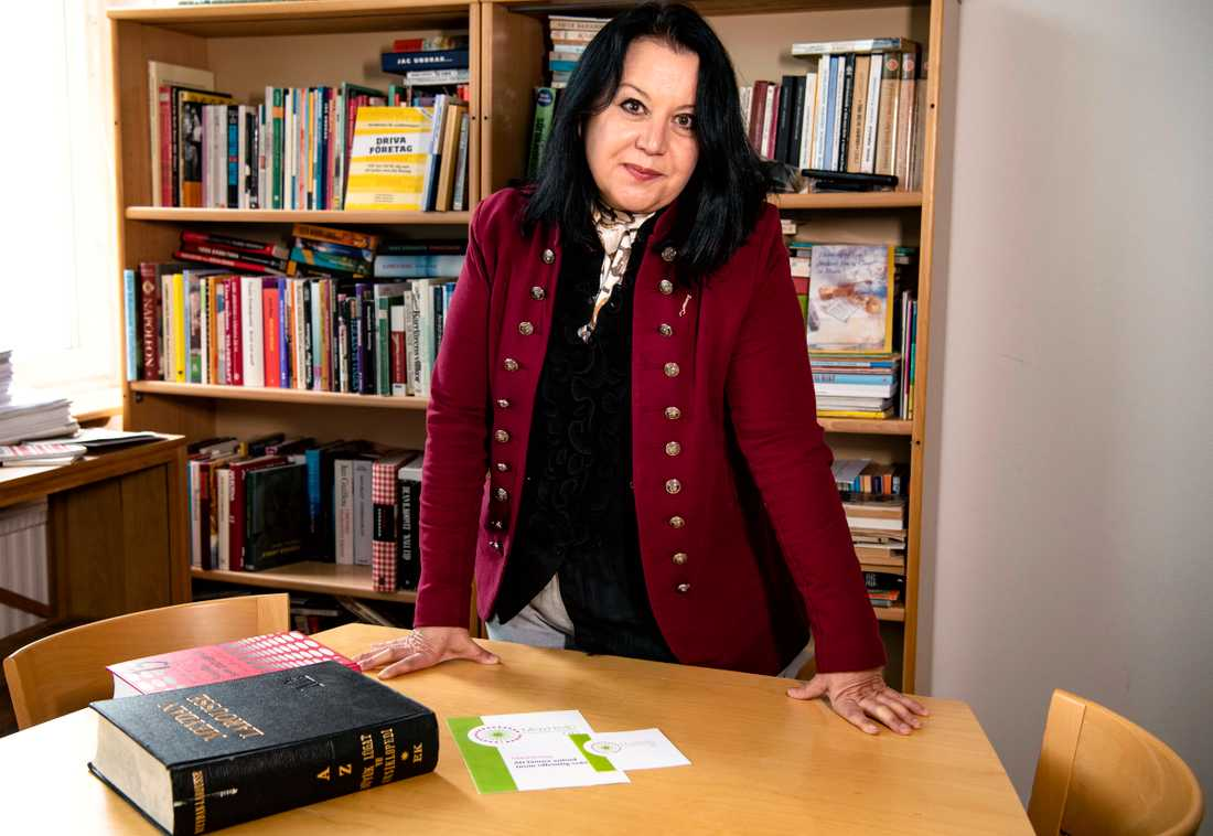 Alice Bilfeldt tog över företaget från sin dotter vid årsskiftet.