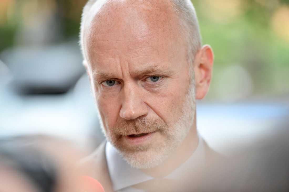 Advokat Henrik Olsson Lilja fick se sin kinesiske klient utlämnad till USA. Arkivbild.
