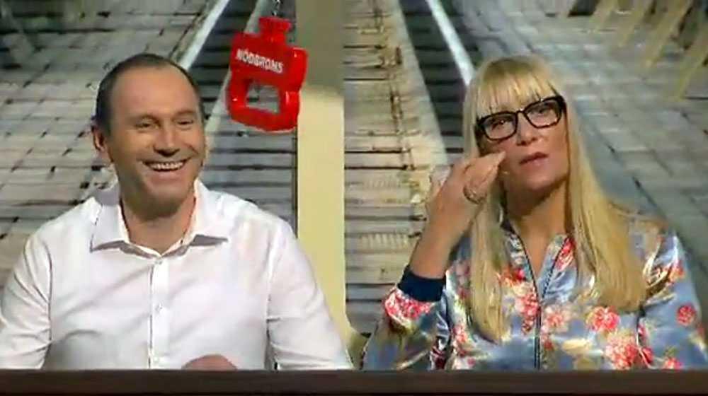 Jonas Eriksson och Åsa Sandell.