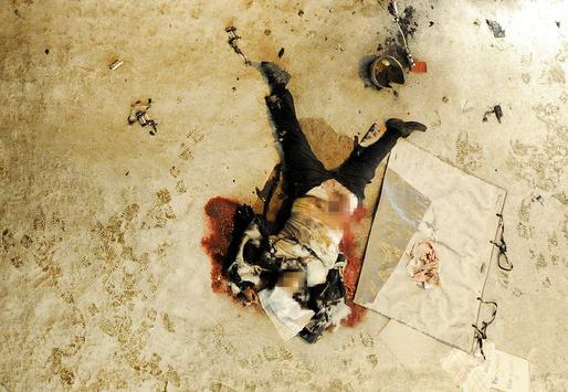 Taimour Abdulwahab sprängde sig själv mitt i julruschen på Bryggargatan i Stockholm.