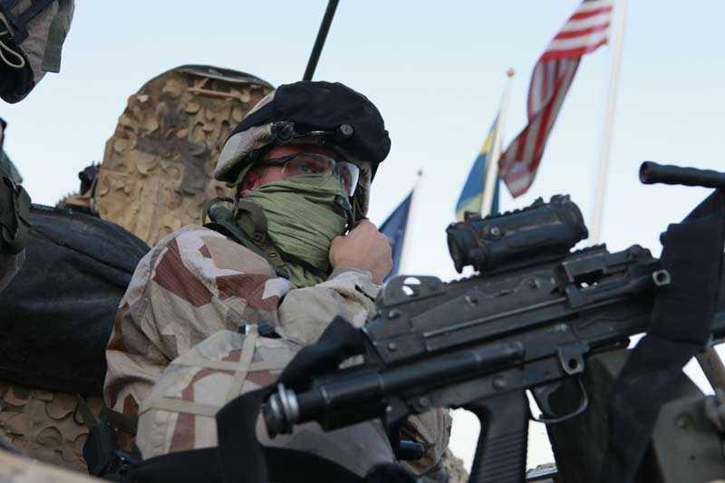 Aftonbladet besöker den svenska truppen på plats i Mazar-e-Sharif i norra Afghanistan.