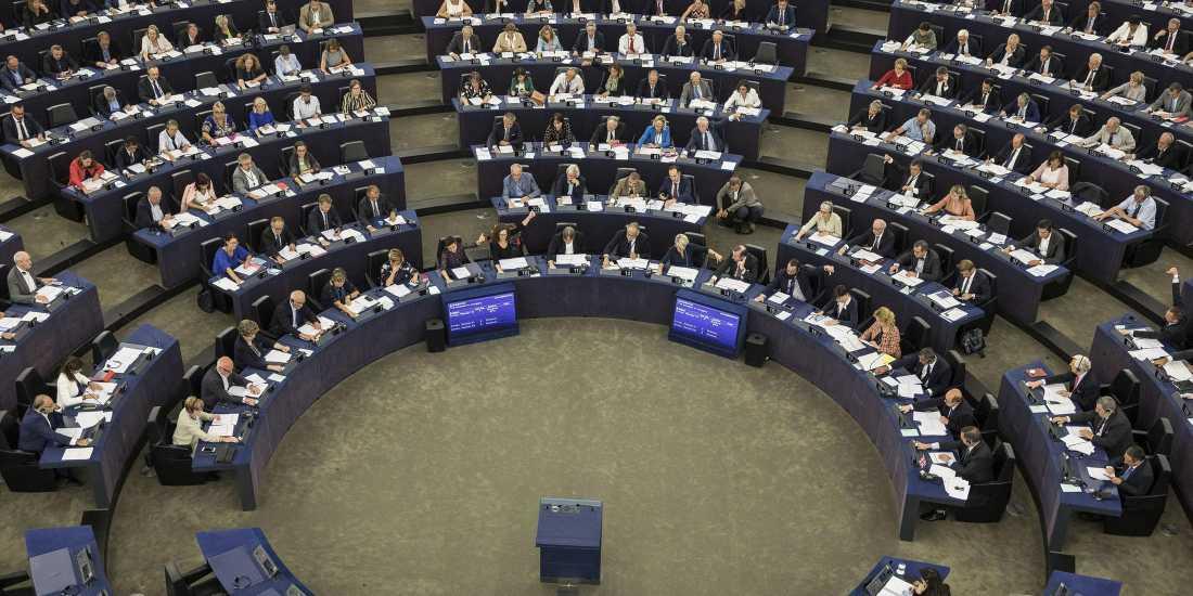 Europaparlamentet röstade ja till länkskatt och till ett förbud mot att filma och fotografera sportevent.