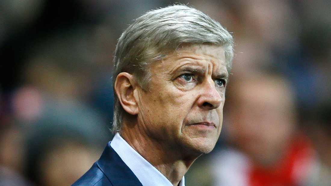 Arsene Wenger, Arsenal.
