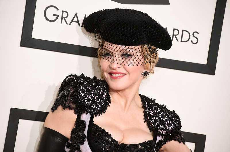 Madonna.