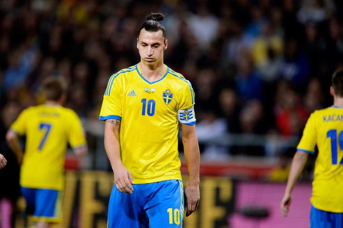 Den kände spelaren fick in sin trippel i går, där bland annat seger på Argentina mot Zlatan Ibrahimovic & co tippades.
