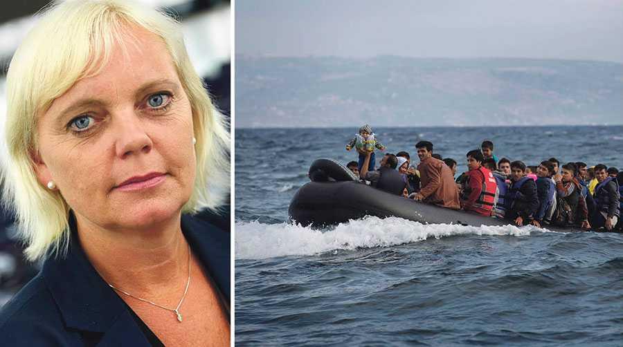 """EU och FN vill att journalister ska utbildas i """"rätt"""" rapportering om migration, minoriteter och invandring. Hur ligger detta i linje med mediernas grundläggande uppgift? skriver Kristina Winberg."""