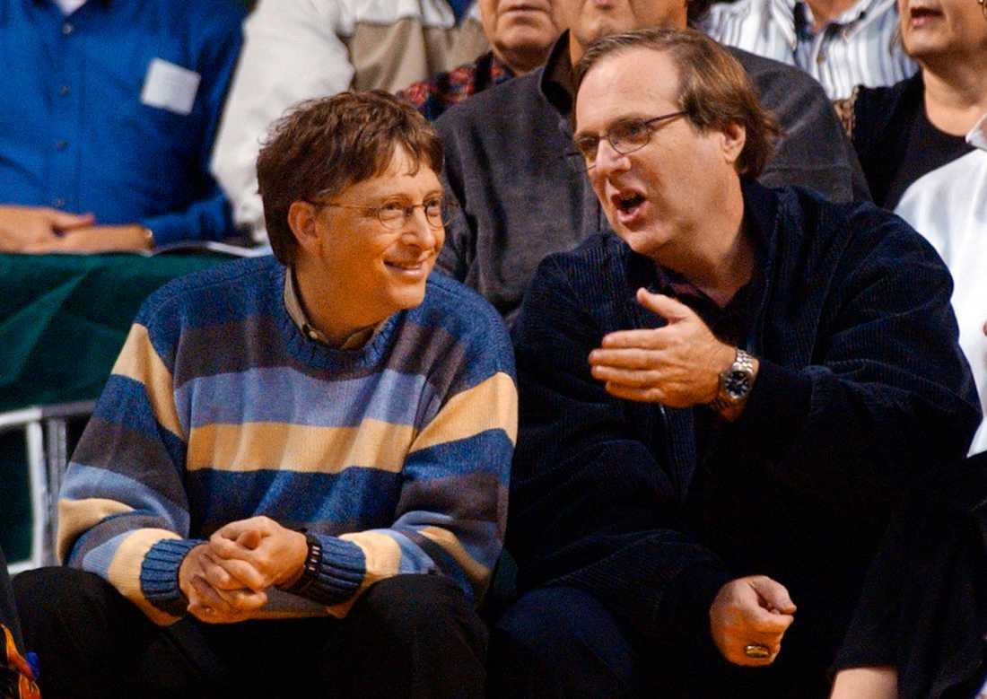 Bill Gates och Paul Allen – grundare av Microsoft.