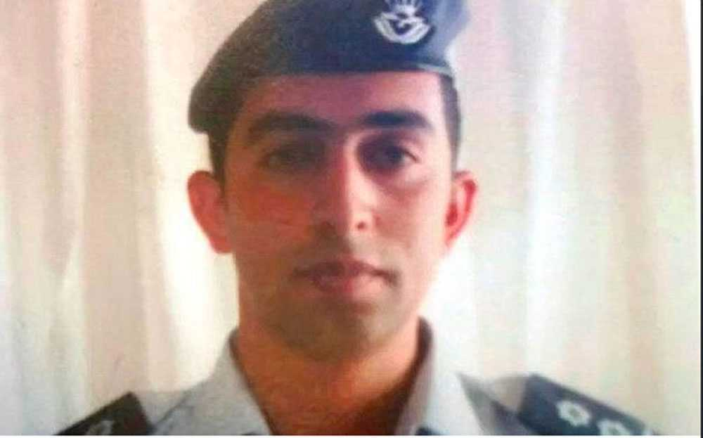 Den jordanske piloten Moaz al-Kasesbeh.