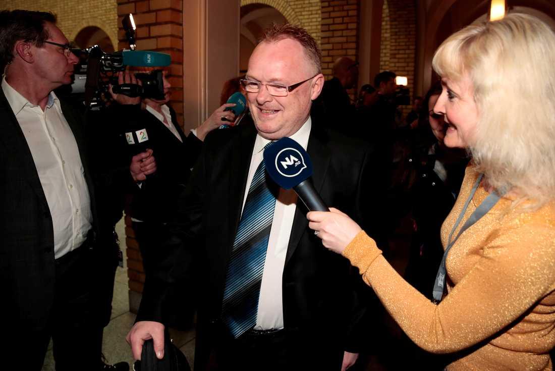 Per Sandberg blir minister efter att Sylvi Listhaug avgått som justitie- och invandringsminister.