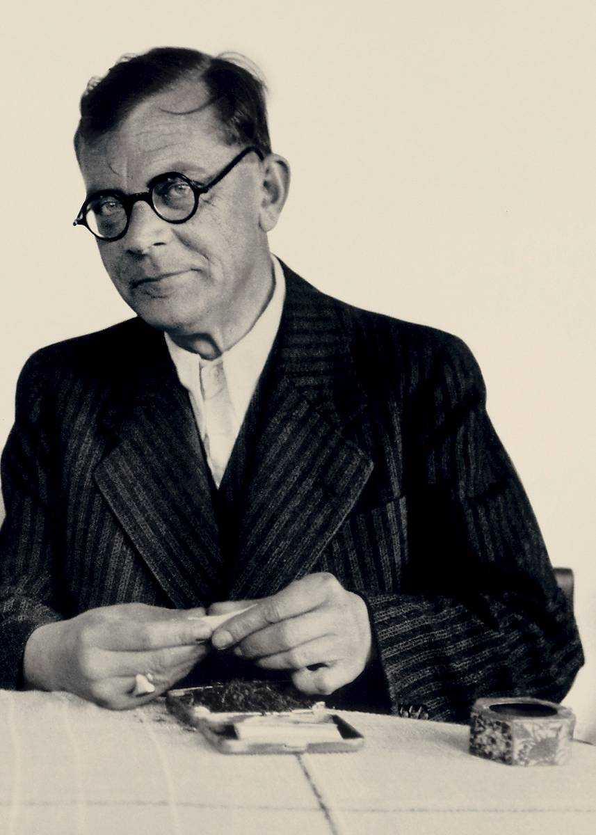 Hans Fallada (1893–1947), tysk författare.