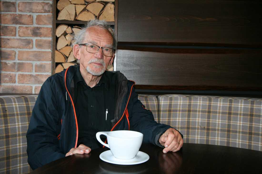 Sven-Eric Liedman, professor emeritus i idé och lärdomshistoria vid Göteborgs universitet