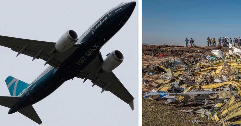 Efter katastroferna: Här flyger Boeingplanet igen
