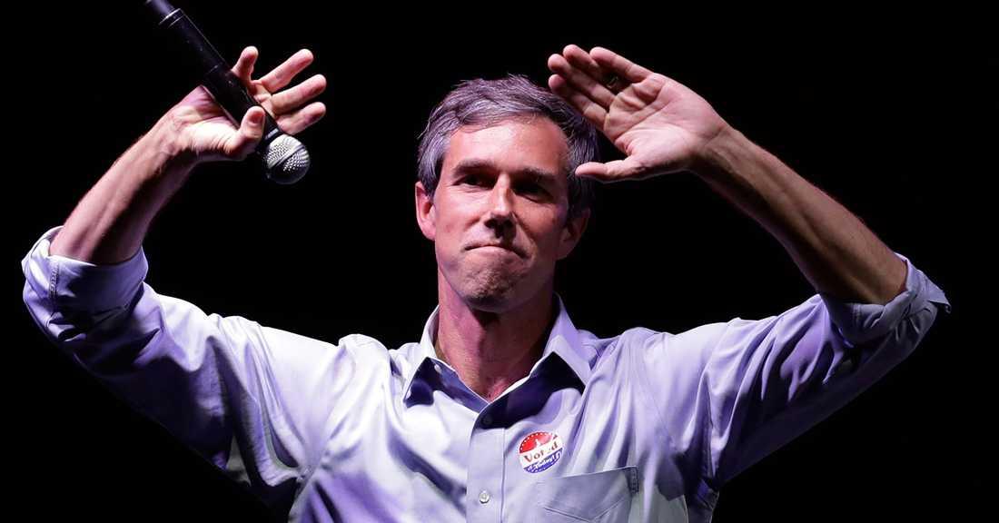 Beto O'Rourke är en av demokraternas hetaste kandidater inför presidentvalet.