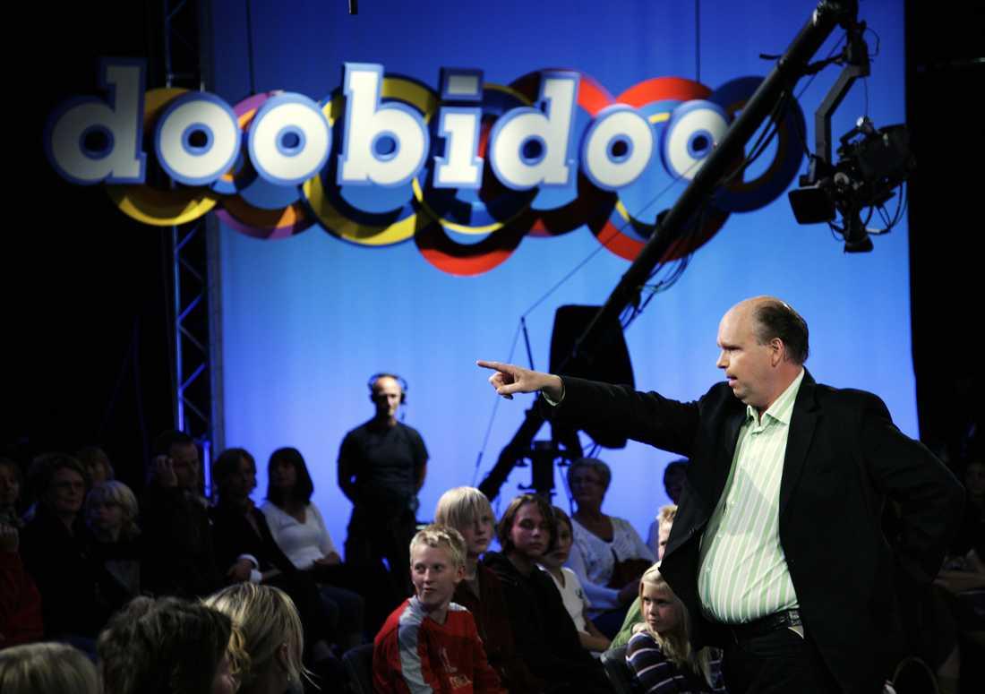 SVT väljer att stoppa Doobidoo.