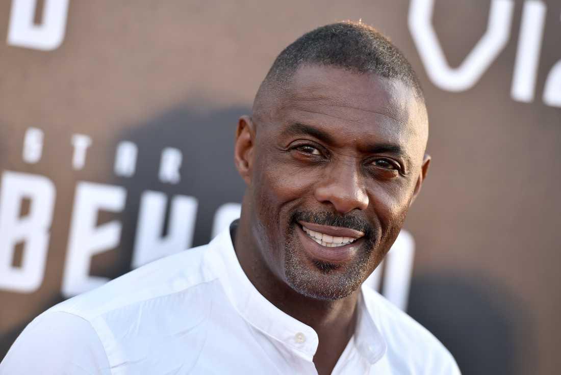 Idris Elba. Arkivbild.